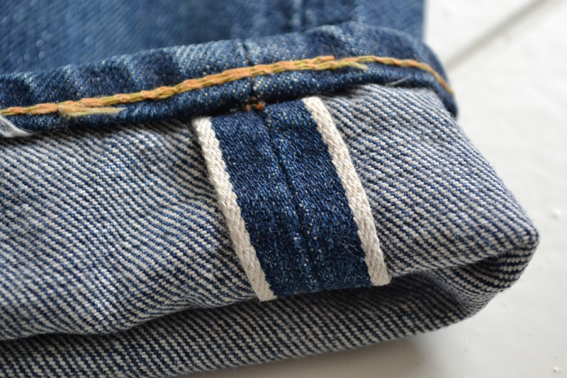 vintage-levis-levis-big-e-kids-toddler-jeans-denim-long-john-blog-bige-zipper-talon-24-snap-button-selvage-selvedge-single-stitched-baby-1960-original-usa-made-lemon-tabacco-10