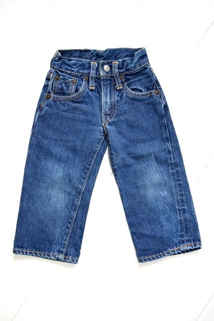 vintage-levis-levis-big-e-kids-toddler-jeans-denim-long-john-blog-bige-zipper-talon-24-snap-button-selvage-selvedge-single-stitched-baby-1960-original-usa-made-lemon-tabacco-6