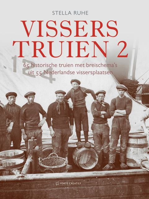 visserstruien 2 stella ruhe 2015 book holland vissers fishermen fisherman long john blog sweats ganseys dutch nl seaman sea blue indigo magazine