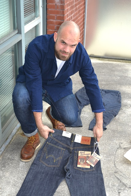 wim ravestein denimhead denimpeople long john blog jeans blue blood g-star us lumber edwin jeans japan rooftop project passion indigo blue rigid raw unwashed (3)