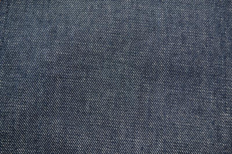 wrangler blue bell champion pants long john blog rodeo clown jeans denim deadstock non-selvage left hand fabric blue indigo usa western (9)