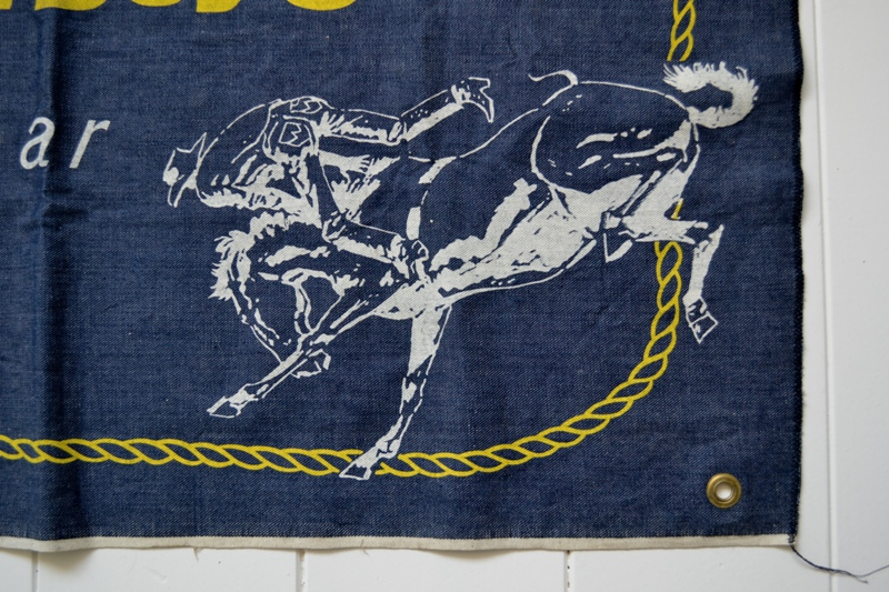 wrangler blue bell jeans banner long john blog vintage usa america window promo material raw unwashed selvage plain selvedge (10)