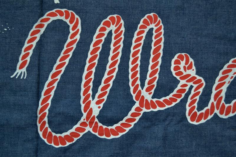 wrangler blue bell jeans banner long john blog vintage usa america window promo material raw unwashed selvage plain selvedge (7)