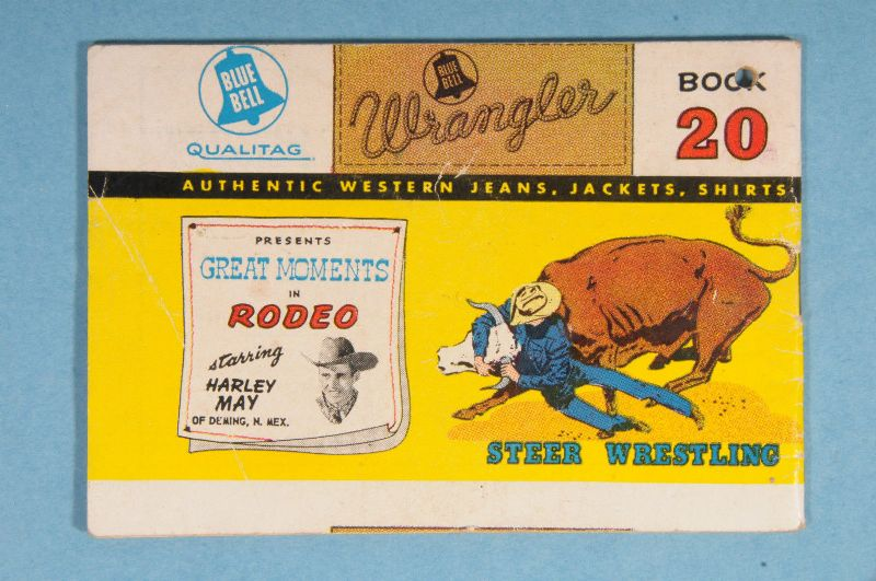 wrangler blue bell jeans denim long john blog book usa cowboys rodeo riders rider bull denim (2)