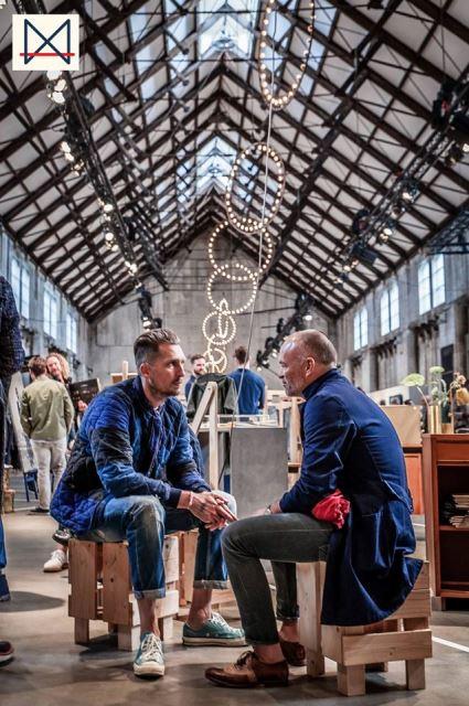 Amsterdam denim days long john blog jeans denim blue blauw rigid event blueprint modefabriek expo lectures music food beers consumers kingpins westergas wouter munnichs (1)