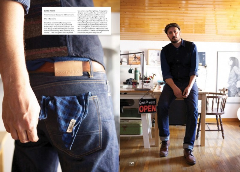 Amy Leverton denim dudes book long john blog february 2015 laurence king publisher london uk jeans people street inspiration blue selvage selvedge denimheads publication  (14)