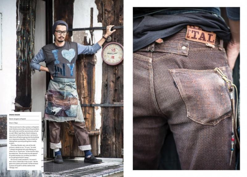 Amy Leverton denim dudes book long john blog february 2015 laurence king publisher london uk jeans people street inspiration blue selvage selvedge denimheads publication  (15)