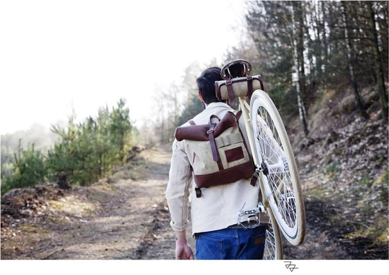 Atelier de l'Armée X Smog Bicyclettes - Long John