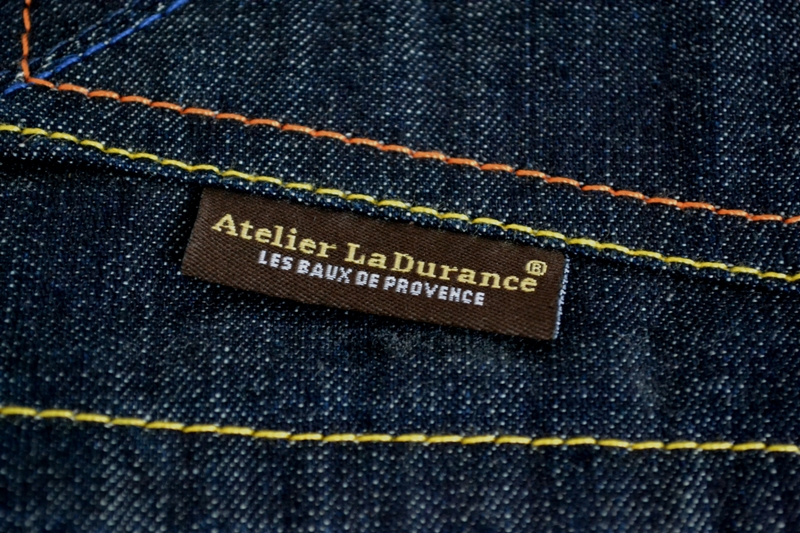 Atelier ladurance atelier la durance long john blog jack raw denim boy bastiaens maastricht jeans japan japanese fabric leather patch rigid workwear jacket blue classic style american (5)