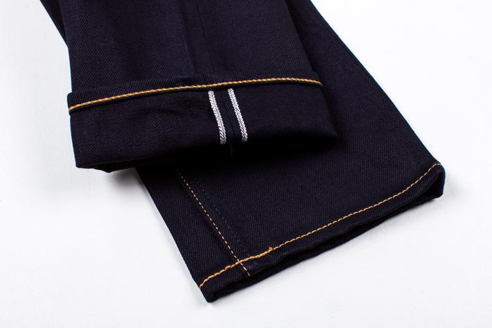 BDD-006 dark tone long john blog lennaert nijgh amsterdam benzak denim developers developer japan fabric spijkerbroek blauw blue ongewassen unwashed selvage selvedge zelfkant redline  (5)