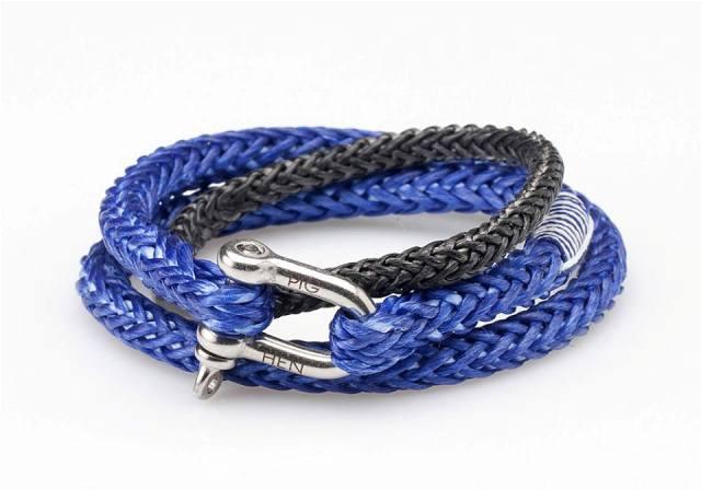 Baretta store shop winkel den haag long john blog pigandhen pig en hen pig&hen bracelet collab indigo armband limited edition blue blauw box doos party denim jeans spijkerbroek fade age  (3)