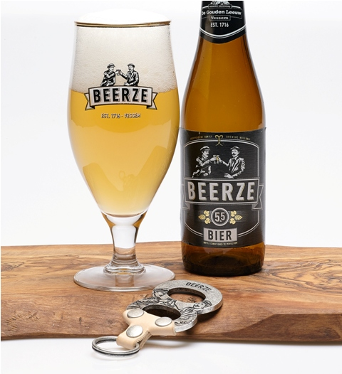 Butts and Shoulders X Beerze Beer Collab bier long john blog wouter munnichs eindhoven holland nl beer bottle opener limit edition natural tanned leather(18)