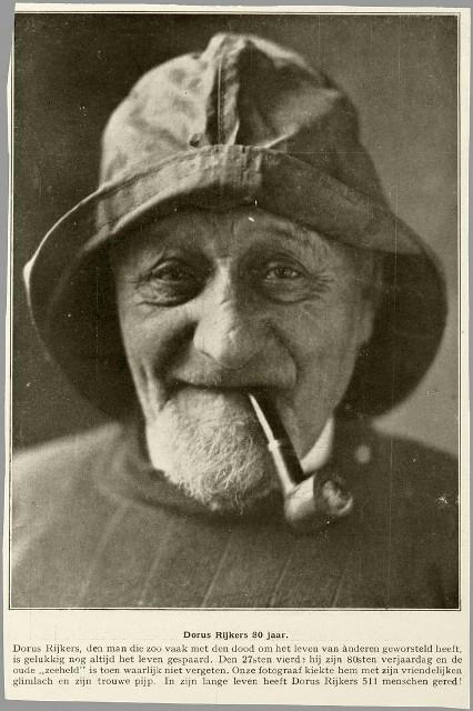 Fisherman Dorus Rijkers Of The Day Long John