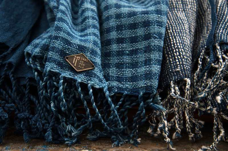 INDIGO PEOPLE SPRING 2016 COLLECTION long john blog blue jeans denim shawls scarf scarfs sjaal holland handmade blauw special summer kiat (12)