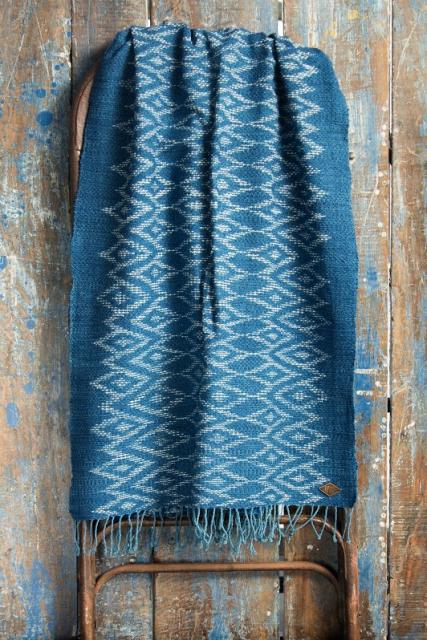 Indigo People Fall 2016 long john blog shirts bow tie bandana blue jeans denim workwear workwear tshirts  (1)