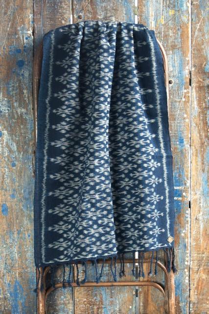 Indigo People Fall 2016 long john blog shirts bow tie bandana blue jeans denim workwear workwear tshirts  (7)