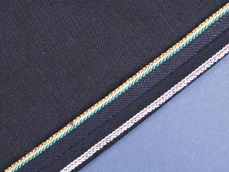 Japan Blue x Tenue de Nîmes Côte d'Ivoire Cotton 'Indigo x Black' Jeans long john blog collab selvage selvedge 2016 limited edition special japan (9)