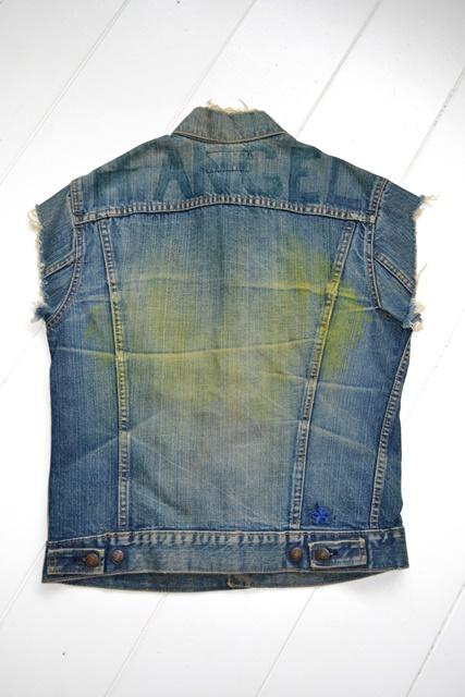 Levi's jeans big e vintage long john blog collector jacket jack big e bikers biker usa red tab we are 501 live in levi's blue denimarchive (12)