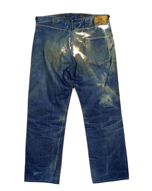 Vintage Levi S Jeans Treasures From Circa 1900 Long John