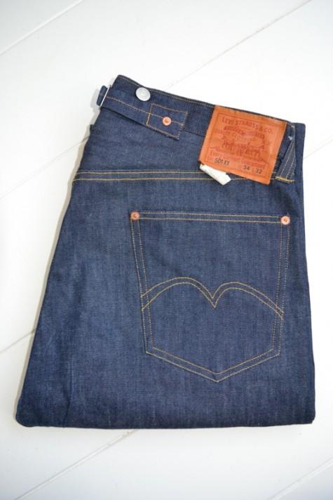 Levi's Vintage Jeans (LVC) 501XX From 1933