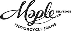 Maple Motorcycle jeans long john blog Straight Cut – 1941 – Made in Los Angeles selvage selvedge rigid raw blue unwashed 5 pocket inseam yoke pocket flasher bikers bikes motor (5)