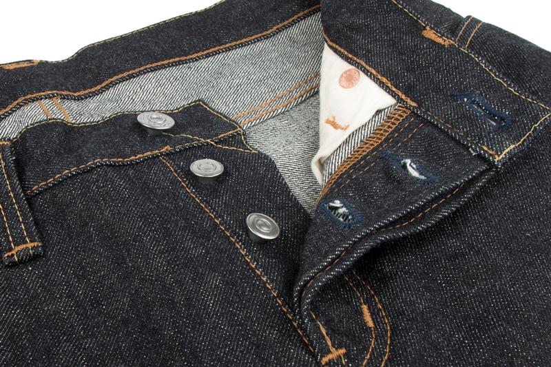 Naked & Famous Denim MIJ (Made in Japan long john blog alvin lee denim jeans collabo blue special edition 2015 canada selvage selvedge unwashed rigid pocket flasher comic designer  (6)