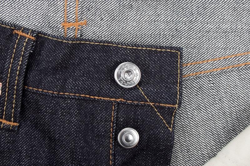 Naked & Famous Denim MIJ (Made in Japan long john blog alvin lee denim jeans collabo blue special edition 2015 canada selvage selvedge unwashed rigid pocket flasher comic designer  (8)