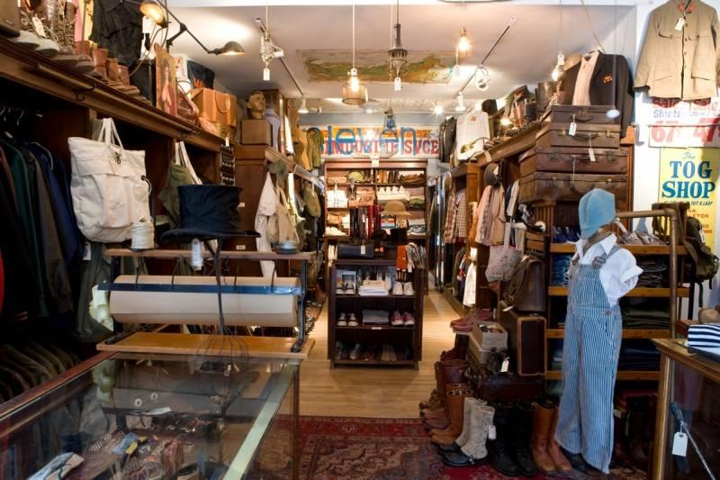 Vintage clothing new york online