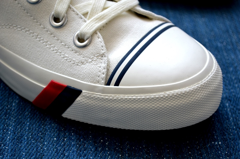 PRO-Keds long john blog sneakers keds usa america old school white canvas classic red blue jeans denim bos group holland seedingbox bloggers media shirt tshirt (10)