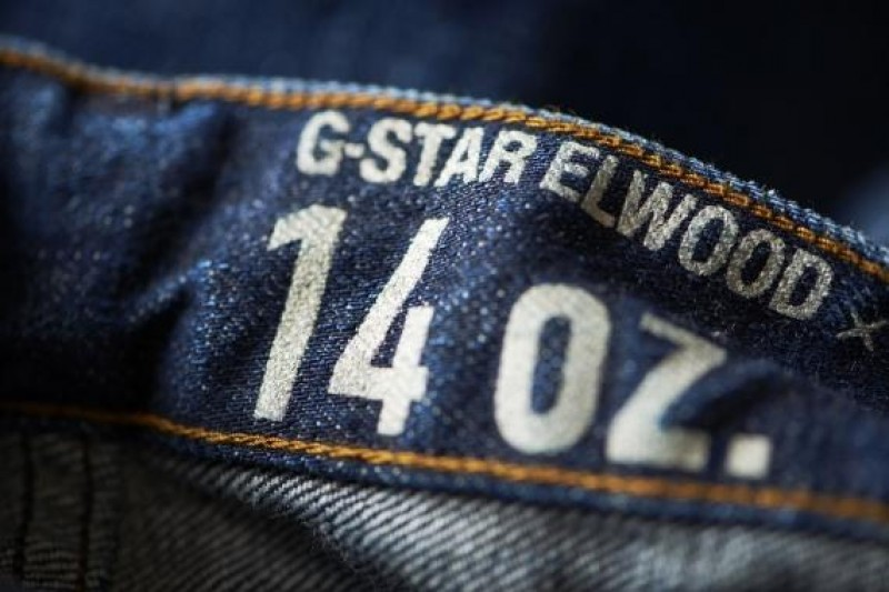 G star RAW Elwood X 14oz Store Berlin Collabo by Designer