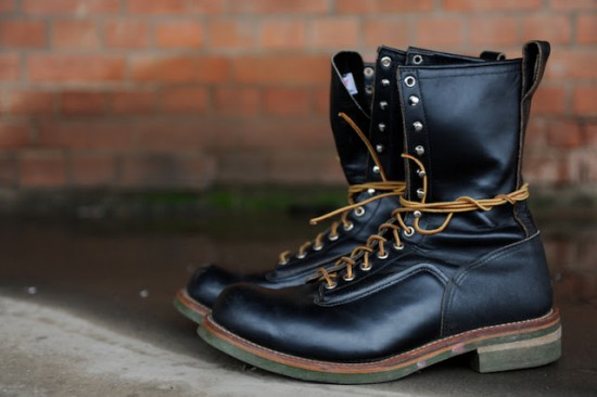 Deadstock Red Wing Logger Boot 3105
