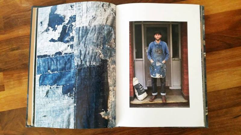 Rebel Style Denim Book by Horst Friedrichs long john blog jeans 2014 uk london selvage selvedge red line fabric raw rigid unwashed worn-out projects blue scene punk bikers authentic (7)