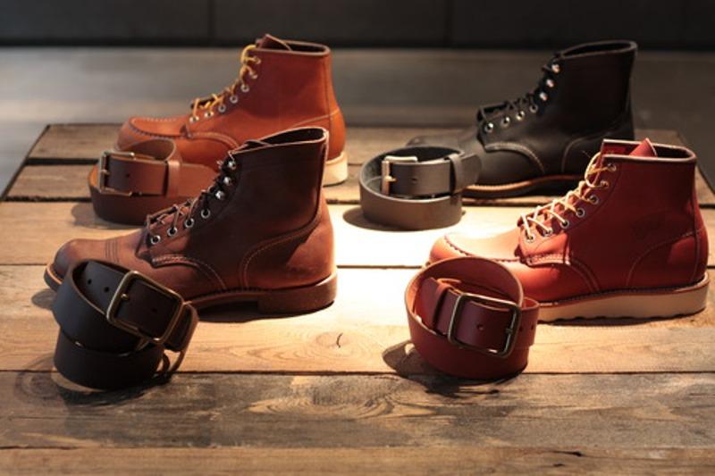 red wing heritage leather belts long john. Black Bedroom Furniture Sets. Home Design Ideas