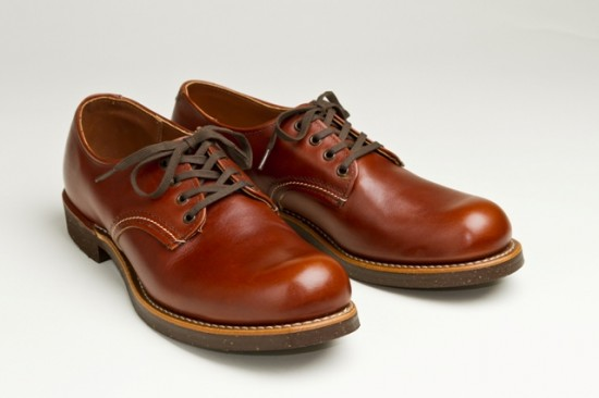 Red Wing Shoes Spring Summer 2013 Boots: Work Oxford 8051 ...