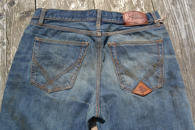 Footaction Sale Online Cheap New Arrival DENIM - Denim trousers ROY ROGERS RUGGED Order Outlet Lowest Price Free Shipping Visa Payment Wa43bM