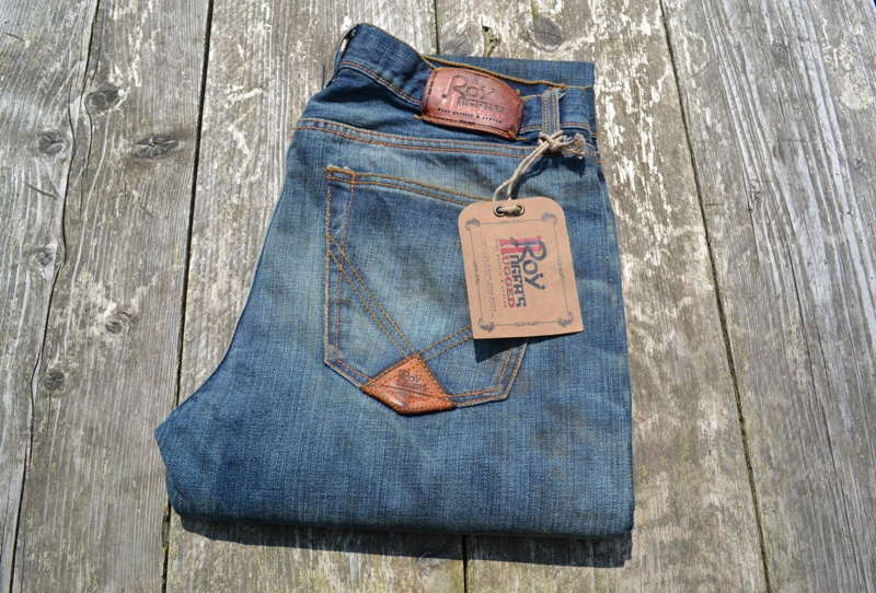 los angeles 76352 0e0a9 Roy Roger's Limited Edition Jeans from Italy - Long John