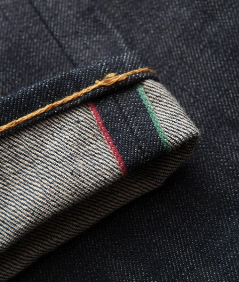Sarva Jeans Riekte Sami Selvedge selvage long john blog sweden denim jeans rigid raw unwashed kaihara fabric japan natural deer leather 5 pocket yoke seam buttons coin pocket rivets jacob davis patch labels (11)