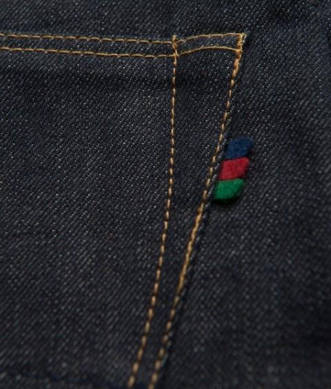 Sarva Jeans Riekte Sami Selvedge selvage long john blog sweden denim jeans rigid raw unwashed kaihara fabric japan natural deer leather 5 pocket yoke seam buttons coin pocket rivets jacob davis patch labels (6)