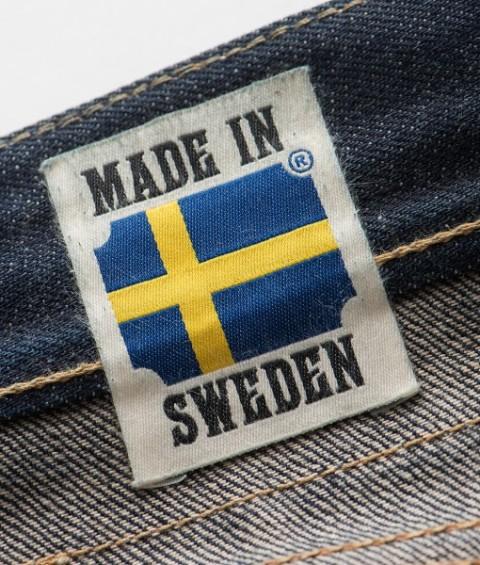 Sarva Jeans Riekte Sami Selvedge selvage long john blog sweden denim jeans rigid raw unwashed kaihara fabric japan natural deer leather 5 pocket yoke seam buttons coin pocket rivets jacob davis patch labels (8)