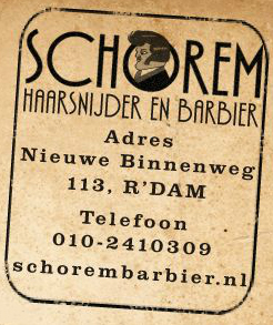 Schorem Haarsnijder Barbier Shop Rotterdam Nl At Brussel