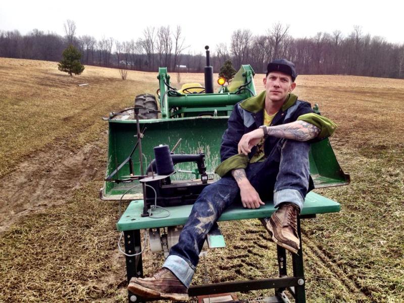 Zace usa denim jeans farmer long john blog blue jeans pants overalls selvage selvedge cone mills handmade bags  wallet hat apron jeans jean spijkerbroeken 5 pocket  (18)
