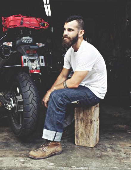 Zace usa denim jeans farmer long john blog blue jeans pants overalls selvage selvedge cone mills handmade bags  wallet hat apron jeans jean spijkerbroeken 5 pocket  (7)