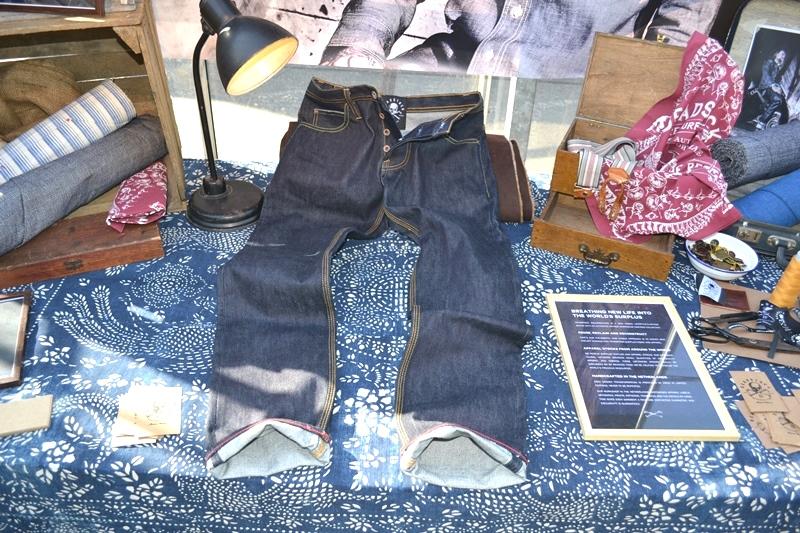 amsterdam denim days long john blog blue jeans pig and hen denim lab kurts blue days footwear bob hoogland witlof deadstock ressurection spijkerbrij 2015 denim days  (6)