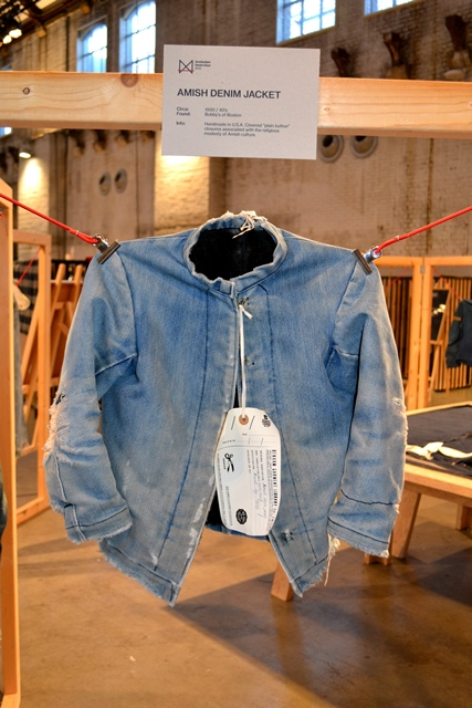 amsterdam denim days long john blog denham jason expo curated by wouter munnichs jeans denim workwear evis evisu levi's boro japan event gloves indigo pepe jeans minor big e (31)
