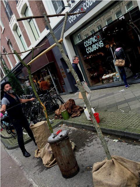 amsterdenim denim brand amsterdam long john blog cosmic cowyboys store winkel pc hooftstraat tanning special event custom made natural dippen in vat tannen ben fokkema  (1)