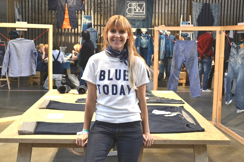 amy leverton denim dudes book wgsn platform long john blog kingpins fabric fair amsterdam jeans show event 2015 seven senses fabric stand booth selvage selvage