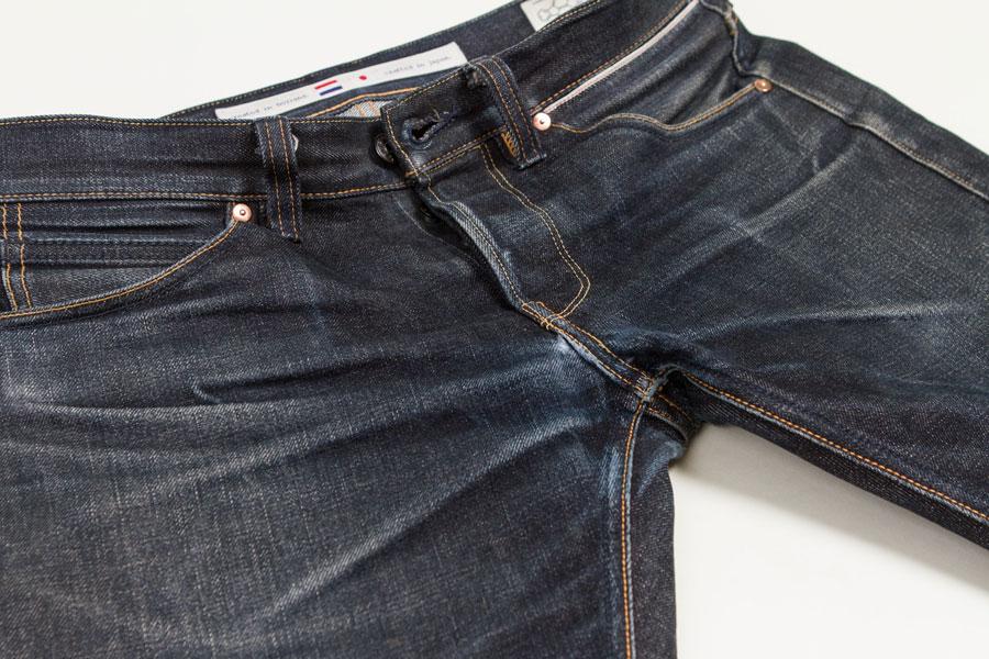 benzak denim developers bdd 006 long john blog blue worn-out projects selvage selvedge japan fabric amsterdam handmade lennaert nijgh limit edition blue faded old vintage  (1)