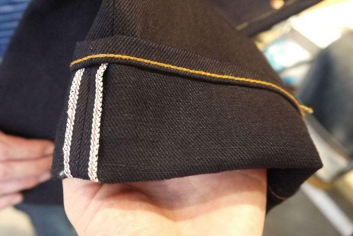 benzak denim developers lennaert nijgh long john blog jeans raw rigid holland handmade blue faded amsterdam holland rivets buttons selvage selvedge leather patch crowd funding 2 2014 (17)