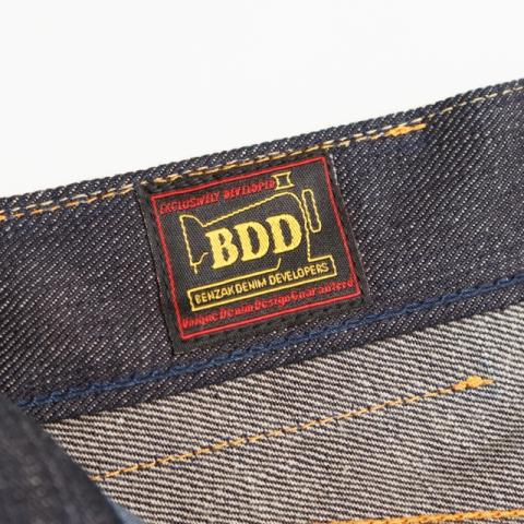 benzak denim developers lennaert nijgh long john blog jeans raw rigid holland handmade blue faded amsterdam holland rivets buttons selvage selvedge leather patch crowd funding 2 2014 (22)