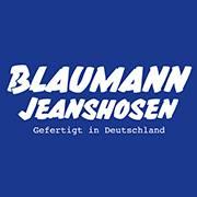 blaumann jeans denim long john blog raw rigid left hand kuroki japan fabric redline redlisting indigo blue leather patch germany (2)